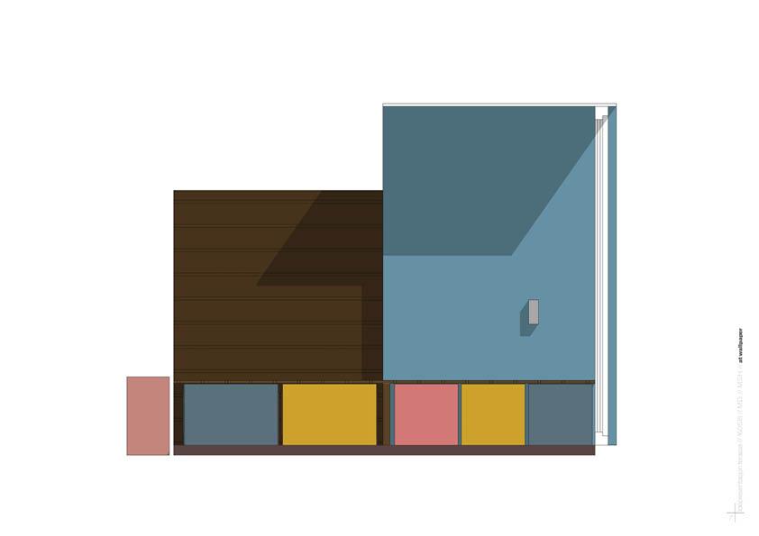 plassbygde møbler til terrasse